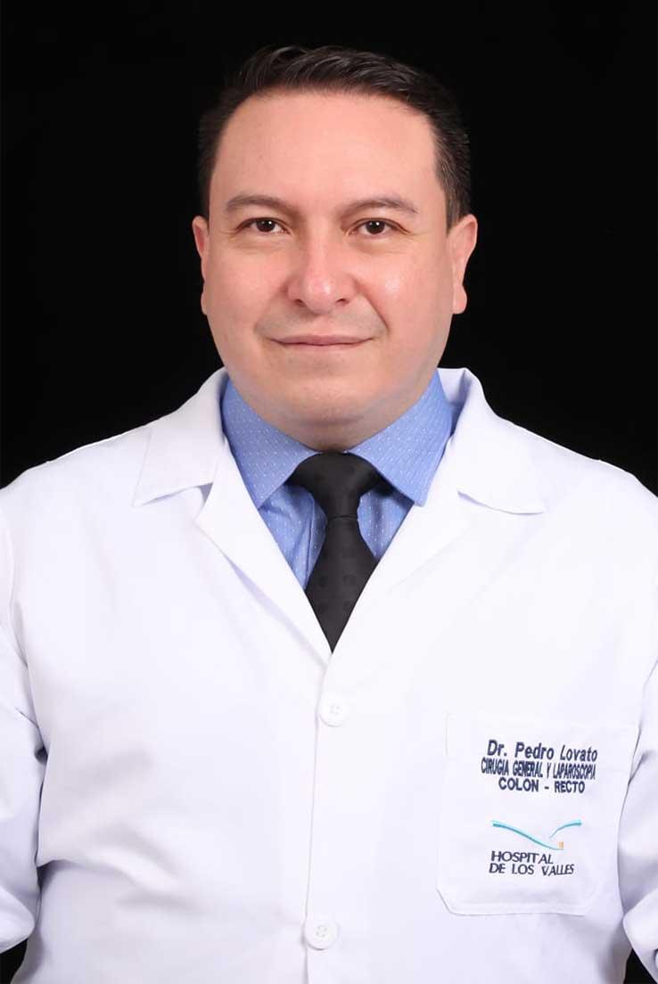 Dr. Pedro Lovato